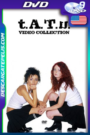 Tatu (t.A.T.u) Video Collection (2011) DVD9
