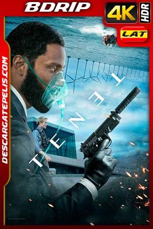 Tenet (2020) IMAX 4K BDRip HDR Latino