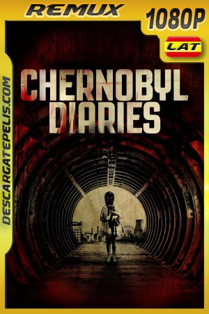Terror En Chernóbil (2012) 1080P BDREMUX Latino – Ingles