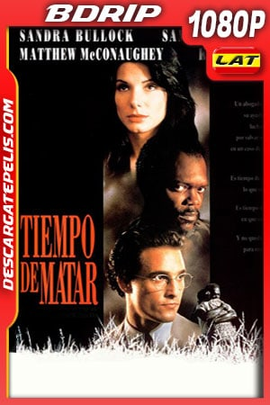 Tiempo de matar (1996) 1080p BDrip Latino