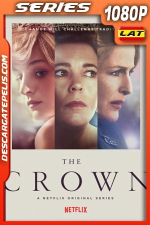 The Crown (2020) Temporada 4 1080p WEB-DL Latino
