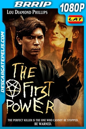 The First Power (1990) 1080p BRrip Latino – Ingles