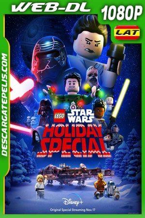 The Lego Star Wars Holiday Special (2020) 1080p WEB-DL Latino