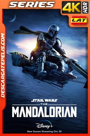 The Mandalorian (2020) Temporada 2 4k WEB-DL HDR Latino