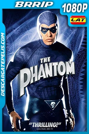 The Phantom (1996) 1080p BRrip Latino – Ingles