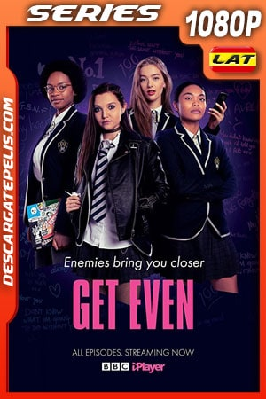 Get Even (2020) Temporada 1 1080p WEB-DL Latino – Ingles