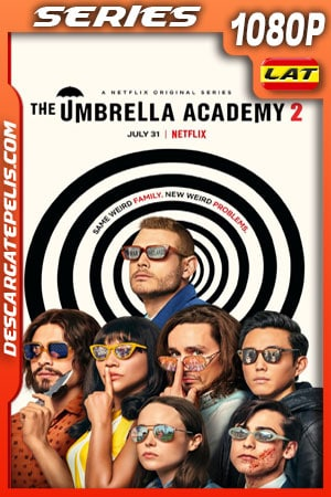 The Umbrella Academy (2020) 1080P WEB-DL NF Latino – Ingles