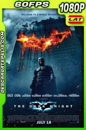 Batman: El caballero de la noche (2008) 1080p 60FPS BDrip Latino
