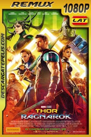 Thor: Ragnarok (2017) 1080p Remux Latino