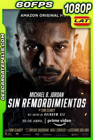 Tom Clancy: Sin remordimientos (2021) 1080p 60FPS WEB-DL AMZN Latino