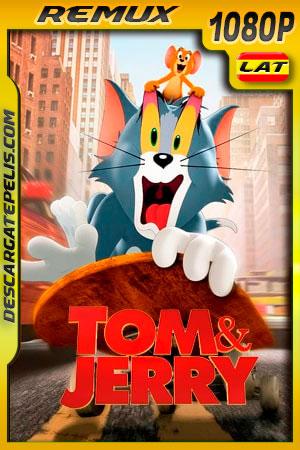 Tom y Jerry (2021) 1080p Remux Latino