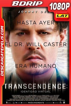 Transcendence: Identidad virtual (2014) 1080p BDrip Latino