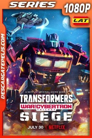 Transformers La guerra por Cybertron (2020) Temporada 1 1080p WEB-DL Latino – Ingles
