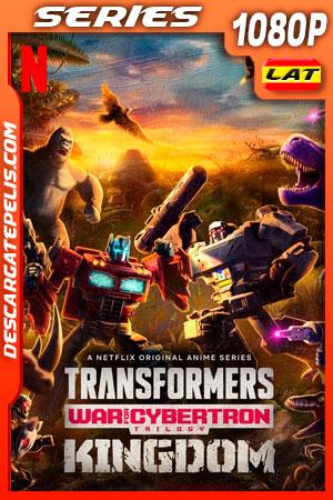 Transformers La guerra por Cybertron: Reino (2021) Temporada 1 1080p WEB-DL Latino
