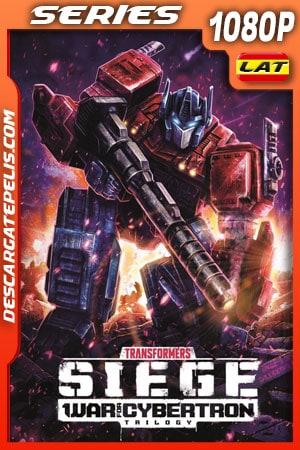 Transformers La guerra por Cybertron Trilogía: El asedio (2020) Temporada 2 1080p WEB-DL Latino