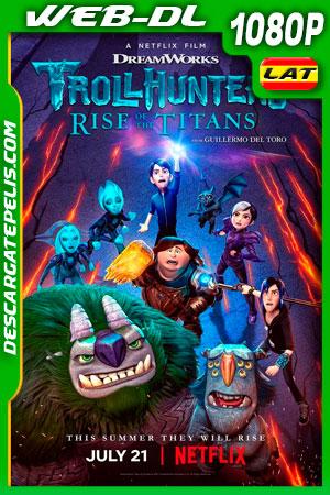 Trollhunters: El despertar de los titanes (2021) 1080p WEB-DL Latino