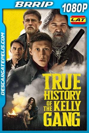 La verdadera historia de la banda de Kelly (2019) 1080p BRrip Latino