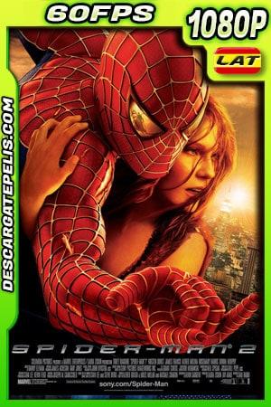 El hombre araña 2 (2004) 1080p 60FPS BDrip Latino – Ingles