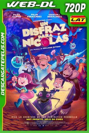 Un disfraz para Nicolás (2020) 720p WEB-DL Latino