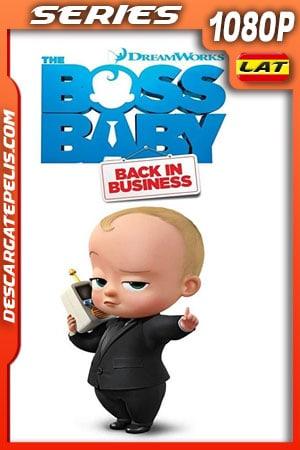 Un jefe en pañales: De vuelta a los negocios (2020) Temporada 1-2-3-4 1080p WEB-DL Latino