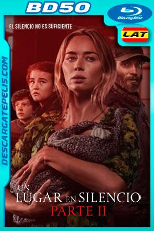 Un lugar en silencio: Parte II (2021) 1080p BD50 Latino