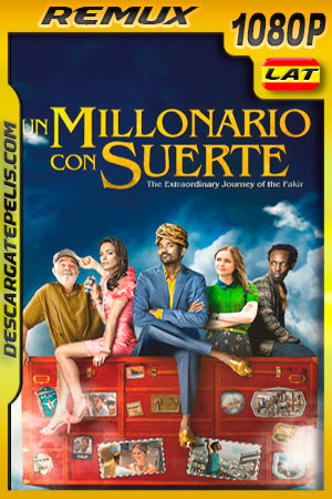 Un Millonario con Suerte (2018) 1080p Remux Latino