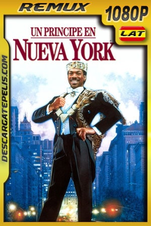 Un príncipe en Nueva York (1988) 1080p Remux Latino