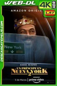 Un príncipe en Nueva York 2 (2021) 4k WEB-DL HDR Latino