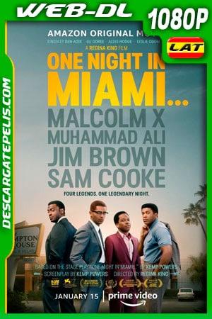 Una Noche en Miami… (2020) 1080p WEB-DL AMZN Latino