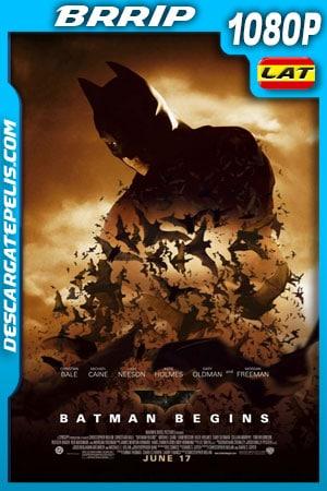 Batman inicia (2005) 1080p BRrip Latino