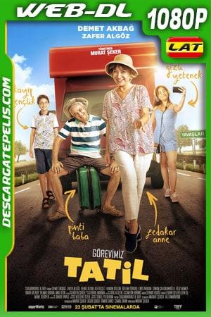 Vacaciones en familia (2018) 1080p WEB-DL Latino