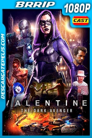 Valentine: venganza oscura (2017) 1080p BRRip Castellano