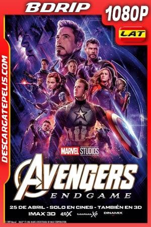 Vengadores Endgame (2019) 1080p BDrip Latino – Inglés