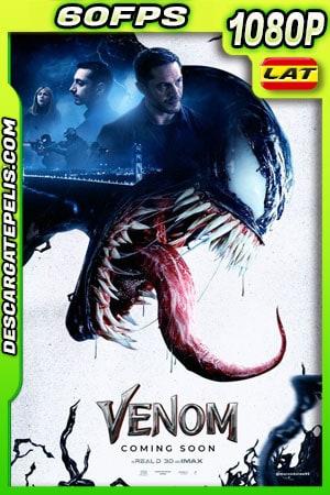 Venom (2018) 1080p 60FPS BDrip Latino – Ingles