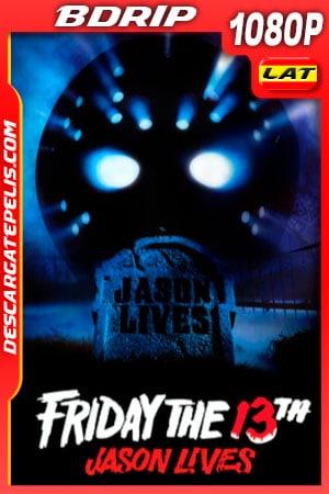 Viernes 13: parte 6 Jason Vive (1986) 1080p BDRip Latino