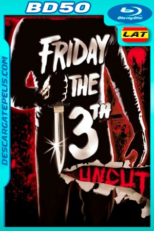 Viernes 13 (1980) Unrated 1080p BD50 Latino