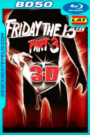 Viernes 13: Parte 3 (1982) 1080p BD50 3D Latino