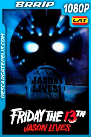 Viernes 13: parte 6 Jason Vive (1986) 1080p BRRip Latino