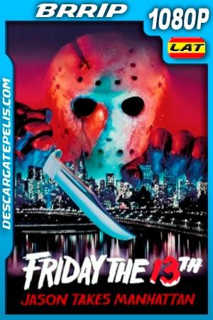 Viernes 13 Parte 8: Jason toma Manhattan (1989) 1080p BRrip Latino