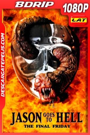 Viernes 13: Parte 9 – El final. Jason se va al infierno (1993) 1080p BDRip Latino