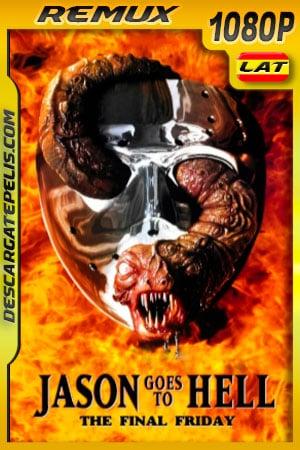 Viernes 13: Parte 9 – El final. Jason se va al infierno (1993) 1080p Remux Latino