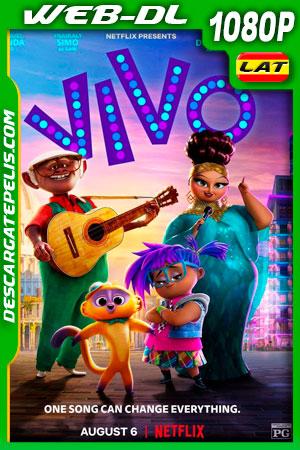 Vivo (2021) 1080p WEB-DL Latino