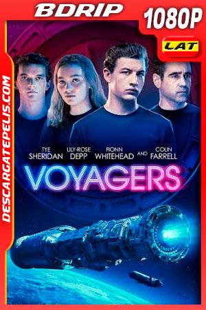 Voyagers (2021) 1080p BDRip Latino