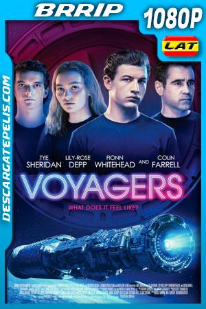 Voyagers (2021) 1080p BRrip Latino