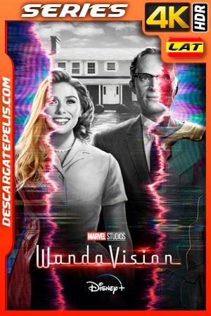 WandaVision (2021) 4K WEB-DL HDR Latino