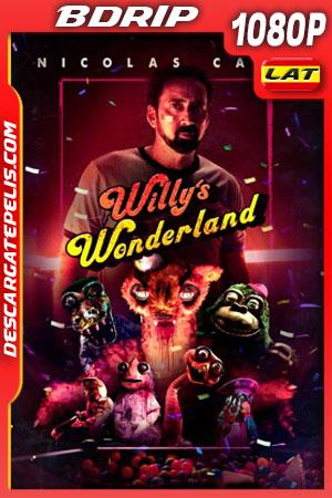 Willy's Wonderland (2021) 1080p BDrip Latino
