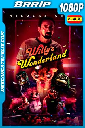 Willy's Wonderland (2021) 1080p BRRip Latino