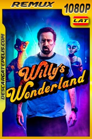 Willy's Wonderland (2021) 1080p Remux Latino