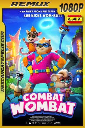 Wombat al combate (2020) 1080p Remux Latino