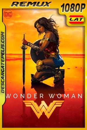 Mujer Maravilla (2017) 1080p BDRemux Latino – Ingles